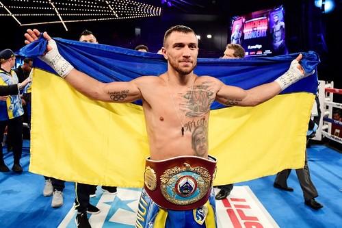 Ломаченко – лучший боксер мира по версии ESPN