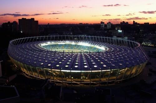 Финал Лиги чемпионов в Киеве. Приедут 100 тысяч фанатов