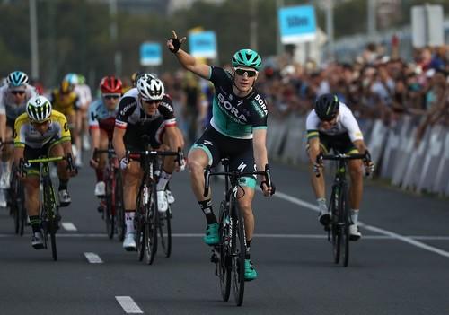 Джиро д'Италия. Вторая победа Сэма Беннетта