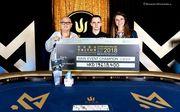 Белорус выиграл 2,5 милллионов долларов