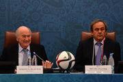 Мишель ПЛАТИНИ: «Сетку чемпионата мира подстроили»