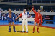 ЧЕ по самбо. Феноменальный старт Украины – четыре золота
