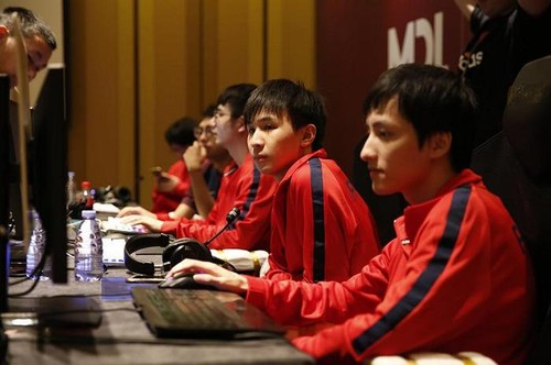 PSG.LGD пробилась в финал нижней сетки MDL Changsha Major