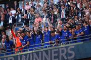 ВИДЕО ДНЯ. Как Челси праздновал победу в Кубке Англии