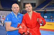 Во второй день ЧЕ по самбо украинцы завоевали пять медалей