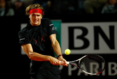 А. ЗВЕРЕВ: «Я далек от уровня Надаля и Федерера»