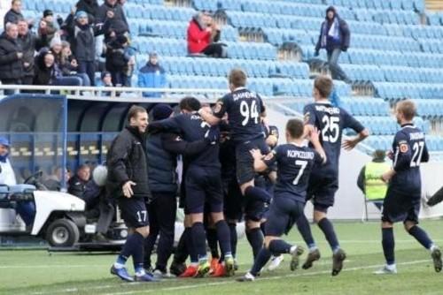 Черноморец поборется за сохранение места в элите в переходных матчах