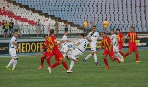 Черноморец – Зирка – 1:0. Видео гола и обзор матча