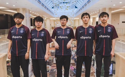 PSG.LGD примет участие в The International 2018