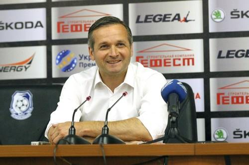 Константин ФРОЛОВ: «Мы просто рады победе»