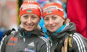 Сестры Семеренко и еще 7 украинок выйдут на старт спринта в Шушене