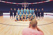 Мурзин вызвал 14 баскетболистов на матчи против Швеции и Турции