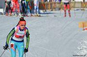 Журавок, Валя Семеренко и Пидгрушная попали в топ-10 спринта в Шушене