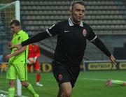 Караваев провел 100-й матч в УПЛ