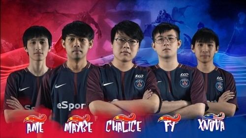 PSG.LGD стала чемпионом MDL Changsha Major