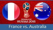 Где смотреть онлайн матч чемпионата мира Франция – Австралия