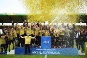 Довбик стал чемпионом Дании