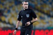 Судейские назначения на матчи плей-офф Украинской Премьер-лиги