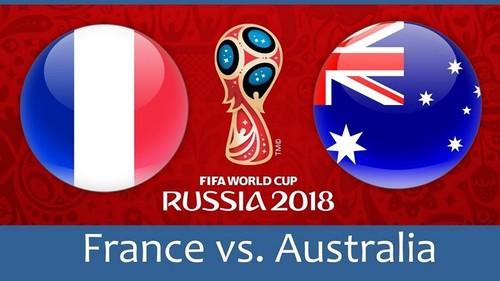 Франция – Австралия. Обзор и видео голов матча. 16.06.2018