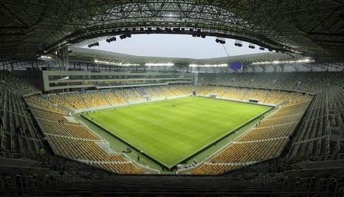 Ворскла может сыграть матчи Лиги Европы во Львове