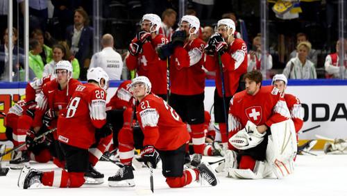 Как Швейцария «докатилась» до финала чемпионата мира