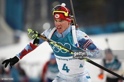 Крчмарж – лучший биатлонист Чехии сезона 2017/18