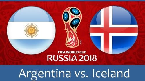 Аргентина – Исландия. Видео голов и обзор матча