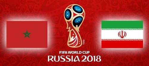 Марокко – Иран. Видео гола и обзор матча