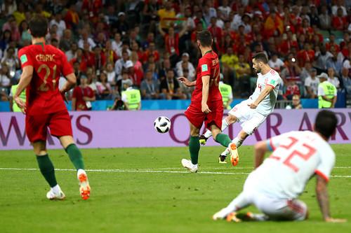 Португалия — Испания. Видео голов и обзор матча