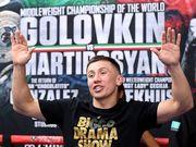 Промоутер Головкина: «Бой с Альваресом пройдет в сентябре»