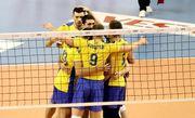 Мужская сборная Украины одержала победу в матче Золотой Евролиги