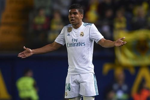 КАЗЕМИРО: «Буду играть в Реале до смерти»
