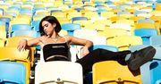 Британская певица сфотографировалась на Олимпийском