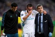 Защитник Реала Карвахаль в слезах покинул поле в финале Лиги чемпионов