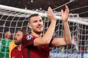 Эдин ДЖЕКО: «Был близок к переходу в Милан»