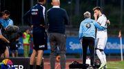 Никлас Бендтнер может пропустить чемпионат мира