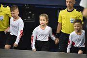 Одного из арбитров финала ЛЧ вывела на поле дочь Ярославского