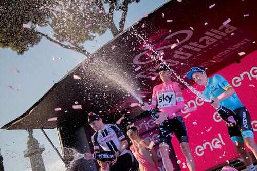 Историческая победа Фрума и другие итоги Джиро д'Италия-2018