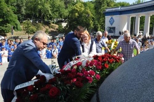 Игорь СУРКИС: «Мы помним и чтим Лобановского»