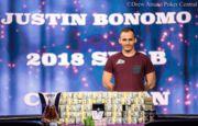 Джастин Бономо выиграл фантастические 5 миллионов долларов