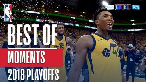 Тяжелейшие броски Леброна Джеймса - среди лучших моментов плей-офф НБА