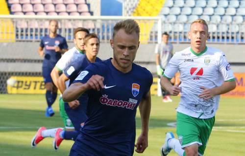 Карпаты — Мариуполь — 0:1. Видеообзор матча