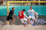 Кристалл вышел в финал Кубка европейских чемпионов по пляжному футболу