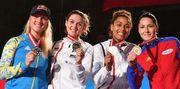 Харлан добыла серебро на этапе Кубка мира в Тунисе