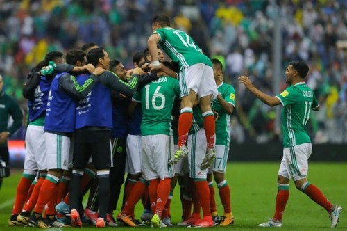 Мексика - Шотландия - 1:0. Видео гола и обзор матча