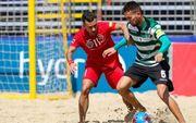 Пляжный футбол. Брага - Кристалл. Смотреть онлайн. LIVE трансляция