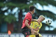 ЗІНЧЕНКО: «Перший м'яч албанцям треба було забивати раніше»