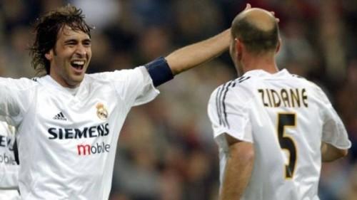 Рауль может пойти по пути Зидана и в будущем возглавить Реал