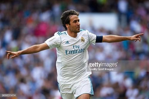 Реал выиграл у Арсенала в матче легенд благодаря голам Рауля и Гути