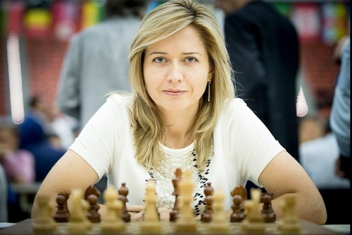 Наталія Жукова перемогла на турнірі у Санкт-Петербурзі